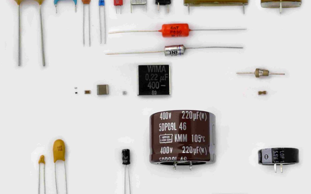ELECTRONIC COMPONENTS – Active and Passive