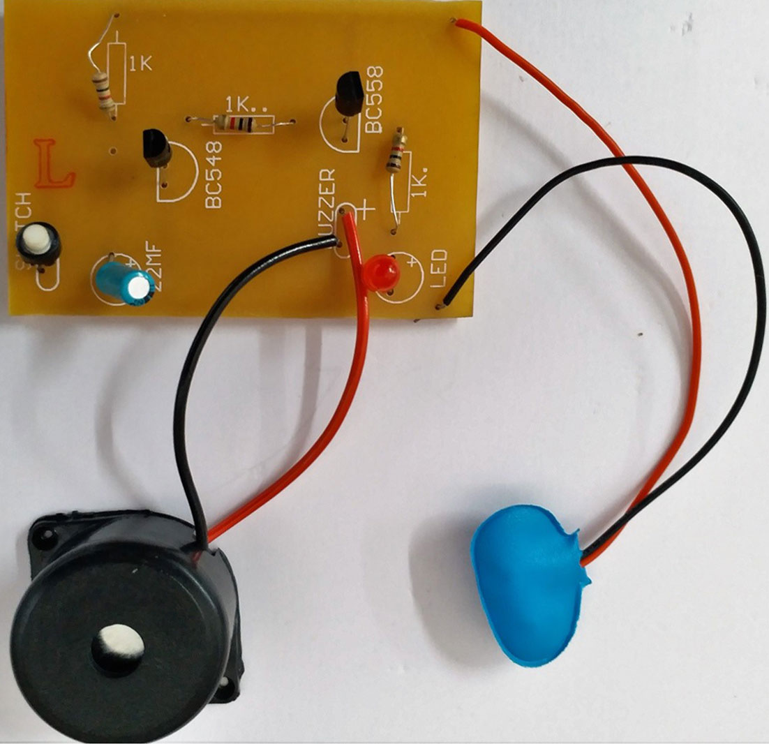 One Circuit Multiple Games Electronics Is Fun Wiring Circuits Game Now The Time Two Points Are Marked W1 And W2 On Take Out Wires From These Tin Wire Can Be Used As Of